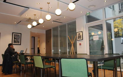 Open Space  35  postes Location bureau Paris 75016