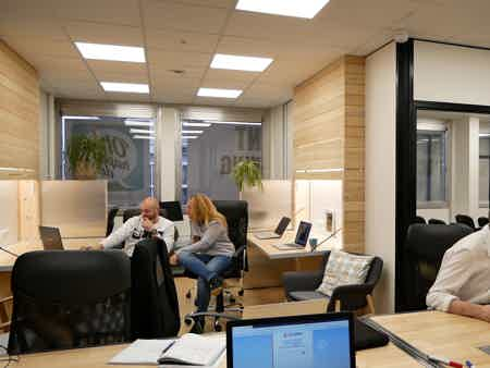 Le coworking heureux !