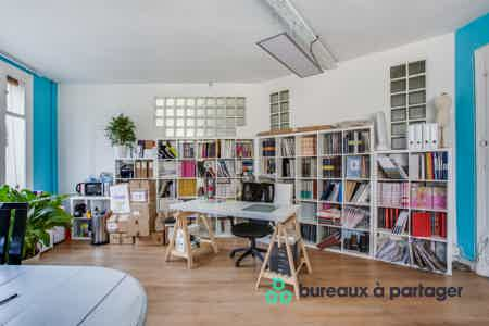 Espace lumineux, 30m² style gustave eiffel-1