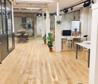 Open Space  40 postes Coworking Rue du Pont aux Choux Paris 75003
