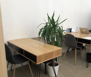 Open Space  1 poste Coworking Rue des Archives Paris 75003
