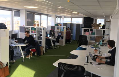 150 € par mois, 10 postes , Toulouse, Bureau en co-working Toulouse