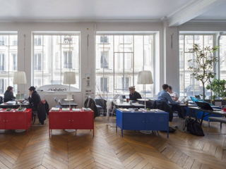 290 € par mois, 1 poste , Paris, Art & Culture Startup - Paris République