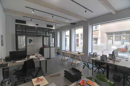 Postes fixes en Co-working - Paris 11-2