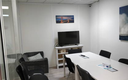 Open Space  10  postes Coworking Montrouge 92120