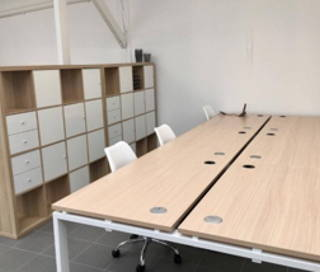 Open Space  12 postes Coworking Rue Ferdinand Buisson Clichy 92110