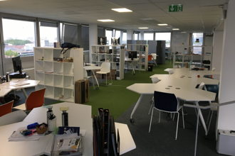 3 € par heure, 10 postes , Toulouse, Bureau en co-working Toulouse