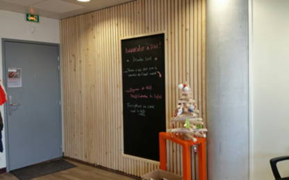 Open Space  20 postes Coworking Avenue Émile Zola Annemasse 74100