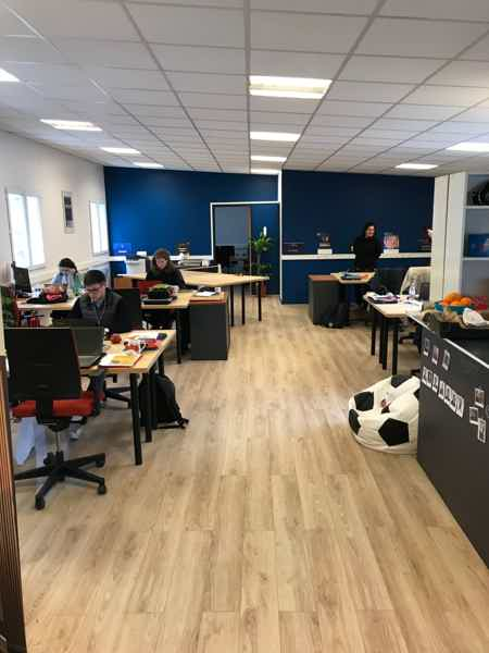 Postes co-working / open-space lumineux !-4