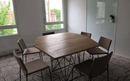 Espace semi-privé 21.2 m<sup>2</sup> 1  poste Coworking Colombes 92700