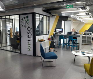 Open Space  10 postes Coworking Rue Saint Denis Paris 75002