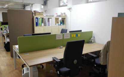 Open Space  1  poste Location bureau Malakoff 92240