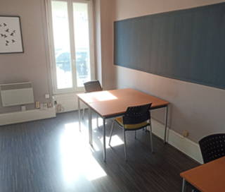 Open Space  6 postes Coworking Avenue Pierre Semard Valence 26000
