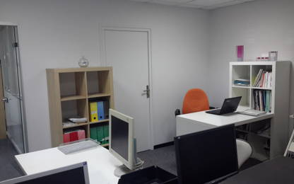 Open Space  4  postes Location bureau Saint-Ouen 93400