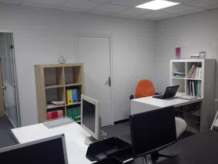 Open space de 16m2 pour 4 postes