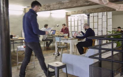 Open Space  50  postes Coworking Limoges 87000