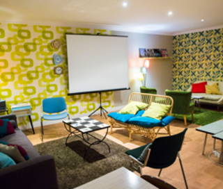 Open Space  30 postes Coworking Rue Saint-Martin Paris 75003