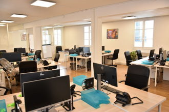 450 € par mois, 16 postes , Paris, OPEN SPACE COWORKING