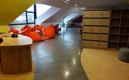 Open Space  13  postes Coworking Châteauroux 36000
