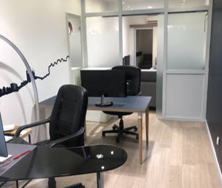 Open Space  1 poste Location bureau Cours Vitton Lyon 69006