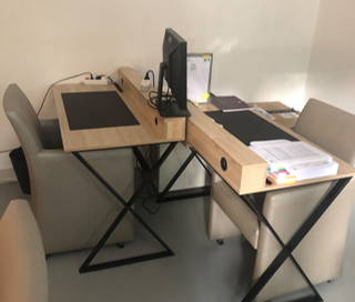 Open Space  9 postes Coworking Boulevard Nessel Haguenau 67500