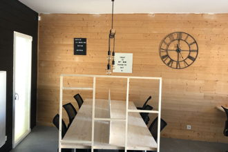 169 € par mois, 10 postes , Royan, Bureau Co Working