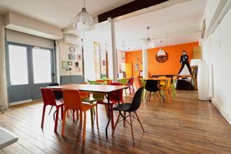 1 090 € par jour, 37 places assises 50 places debout , Paris, Grand loft lumineux, quartier des Halles