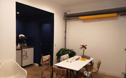 Open Space  2  postes Coworking Paris 75020