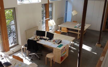 Open Space  6  postes Location bureau Bordeaux 33300