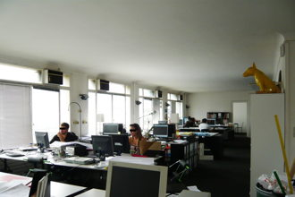 275 € par mois, 8 postes , Paris, OPEN SPACE ARCHITECTES 75009