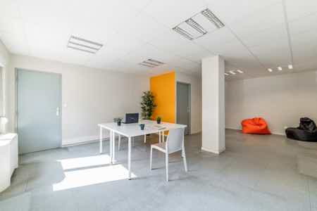 Bureau privatif de 17m² - Lyon 9-1
