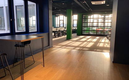 Open Space  35  postes Location bureau Lille 59000