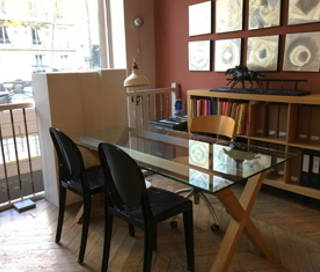 Open Space  1 poste Location bureau Avenue Bosquet Paris 75007