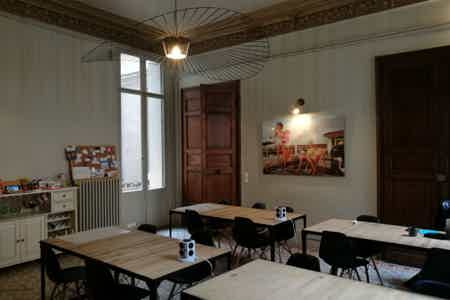 Salle 40 pers Montpellier centre