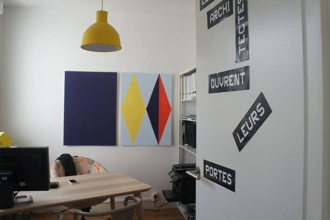 330 € par mois, 1 poste , Toulouse, Bureau privatif au calme - Grand Rond