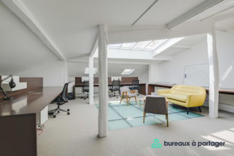 6 000 € par mois, 15 postes , Paris, Superbe Open space de  15  places