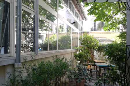 LOCATION BUREAU - 120 M2 PARIS 15eme