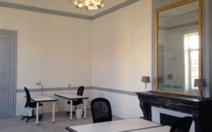 Open Space  10  postes Location bureau Montpellier 34000