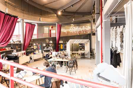 Espace de co-working nomade