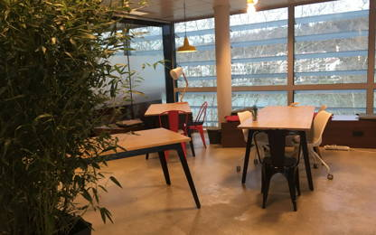 Open Space  20  postes Location bureau Lyon 69009