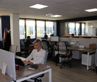 Open Space  12 postes Coworking Rue Aristide Briand Vanves 92170