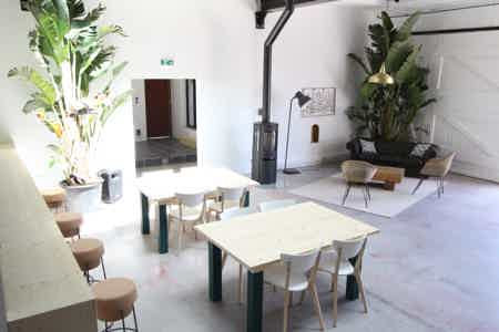 Co-working entre Montpellier et Nîmes
