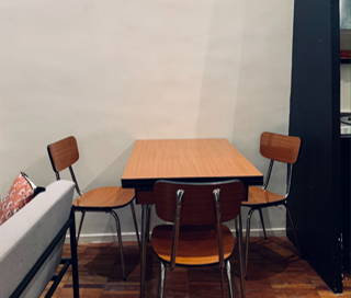 Open Space  2 postes Coworking Rue des Prairies Paris 75020