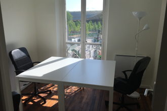 750 € par mois, 3 postes , Paris, Bureau privatif 10m2