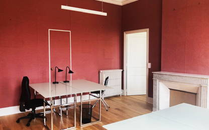 Open Space  18  postes Location bureau Avignon 84000