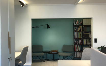 Open Space  7  postes Location bureau Paris 75011