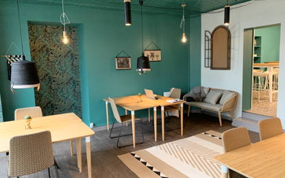 Open Space  8  postes Coworking Rennes 35000