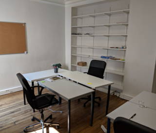 Open Space  3 postes Location bureau Rue des Jeuneurs Paris 75002