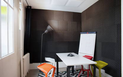 Open Space  30  postes Location bureau Paris 75011