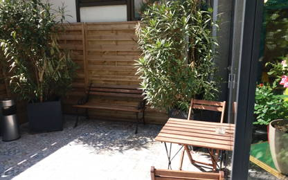 Open Space  12  postes Location bureau Paris 75017